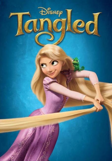 Disney Rapunzel Netflix