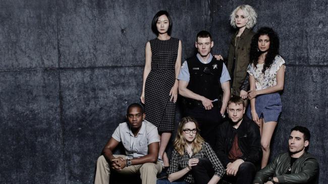 Sense 8 cast