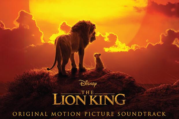 Soundtrack Il Re Leone 2019