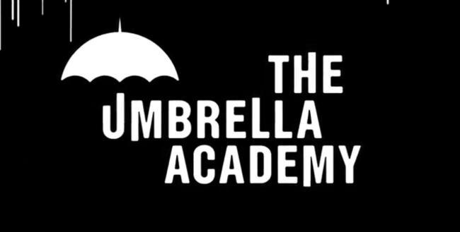 The Umbrella Academy logo