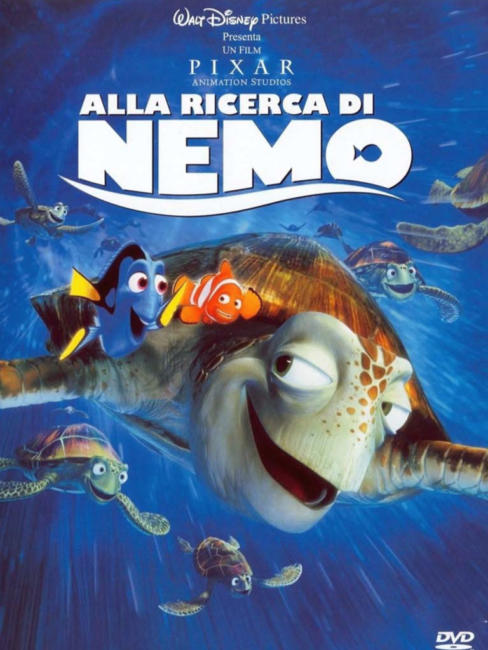 Alla Ricerca di Nemo Netflix