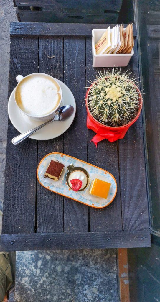 pasticceria cherry pit Milano colazione