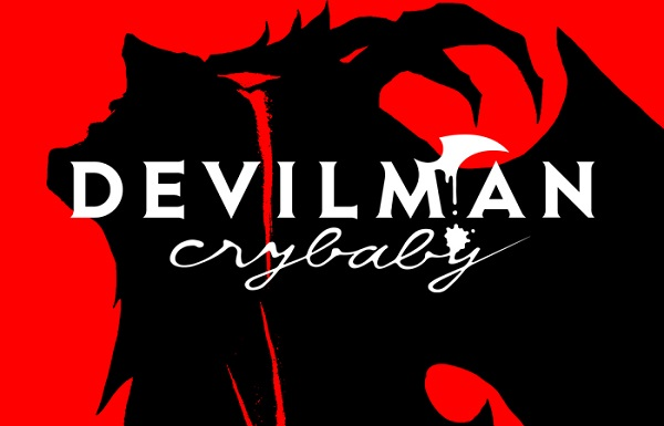 Devilman Crybaby netflix