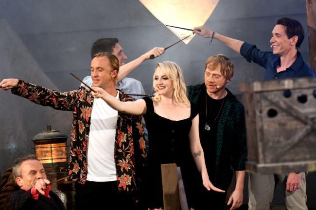 reunion cast Harry Potter