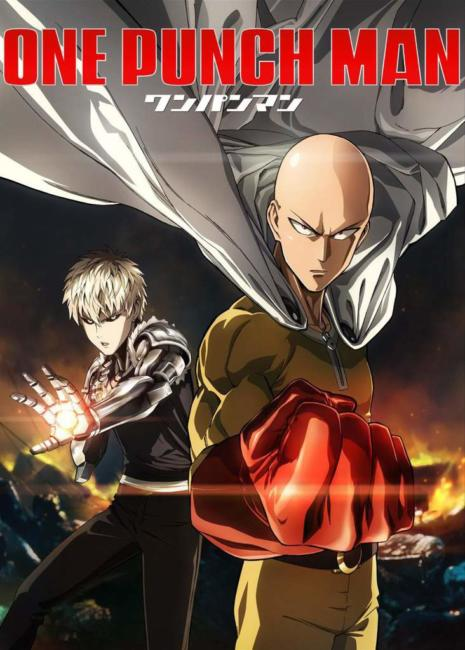 One Punch Man netflix