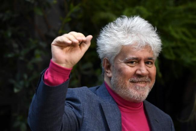 Pedro Almodovar Leone d'Oro