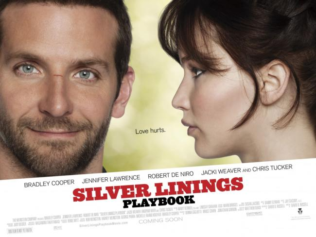 Silver Linings Playbook netflix