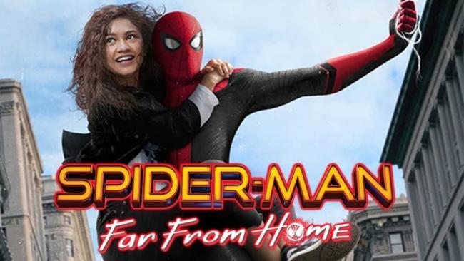 Spiderman Far From Home | Uscite al Cinema