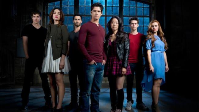 Teen Wolf serie tv