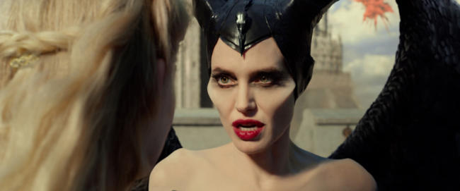 Maleficent Mistress of Evil trailer Angelina Jolie