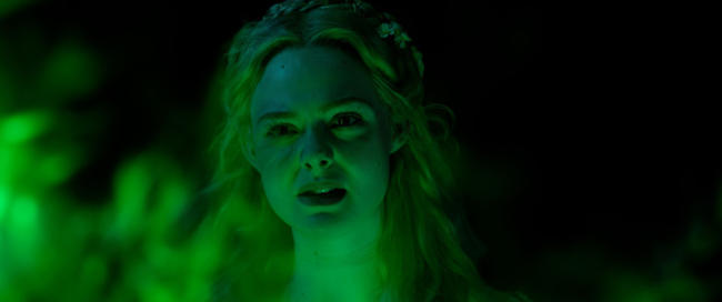 maleficent mistress of evil trailer elle fanning