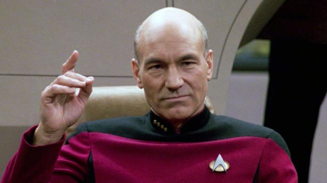 Star Trek Picard serie