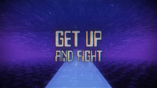 Muse Get up and Fight