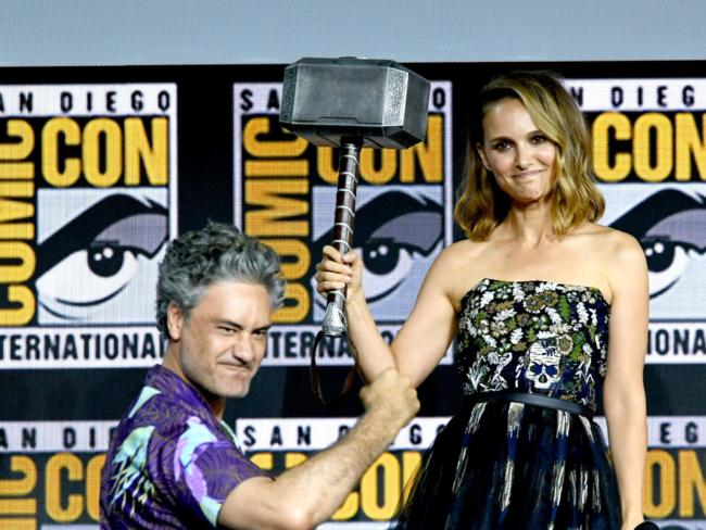 Thor: Love and Thunder news