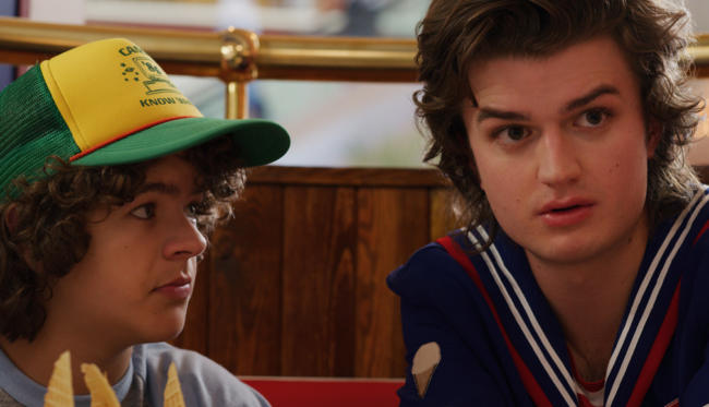 stranger things 3 dustin e steve