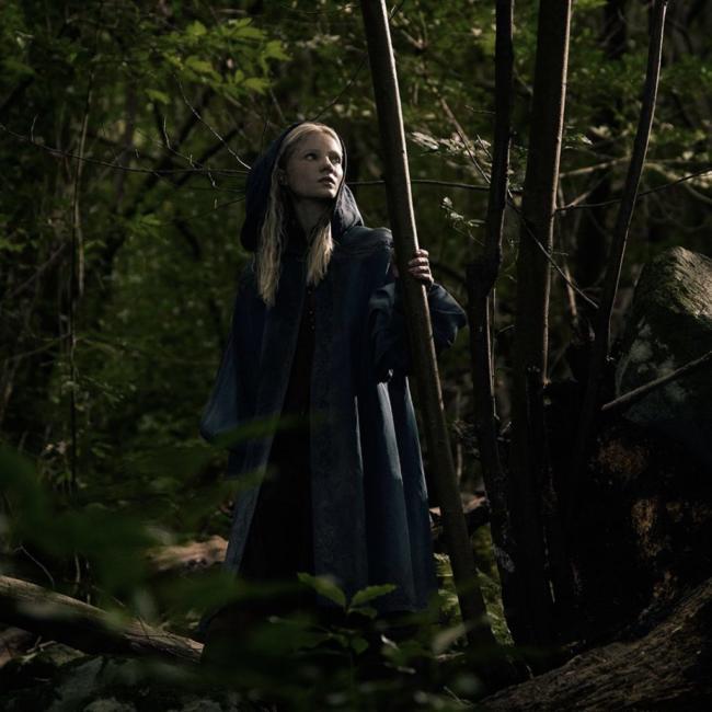 The Witcher prime foto del cast