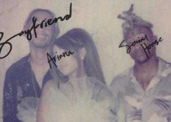 Boyfriend Ariana Grande Social House
