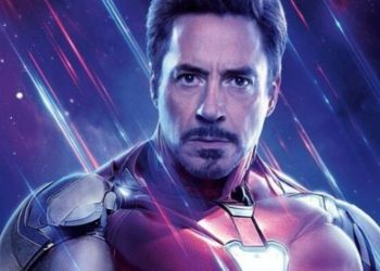 robert downey junior iron man
