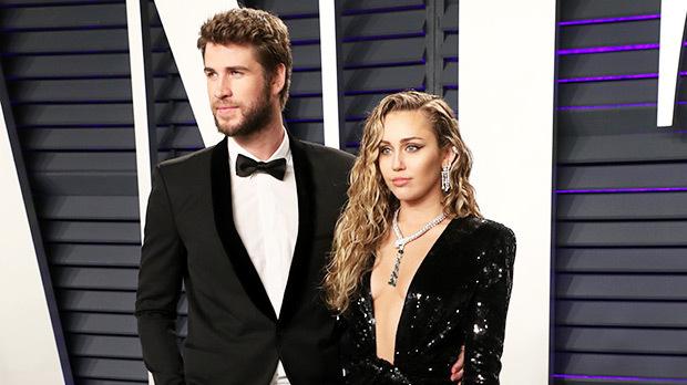 Miley Cyrus e Liam Hemsworth separazione