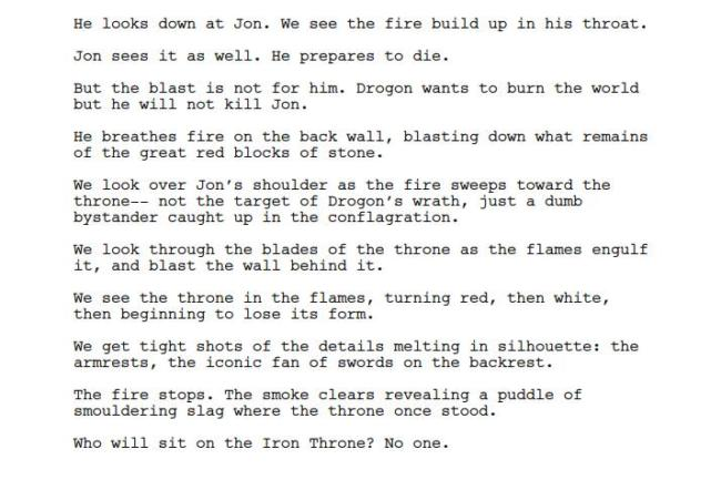 script game of thrones