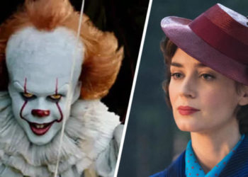 Mary Poppins e Pennywise