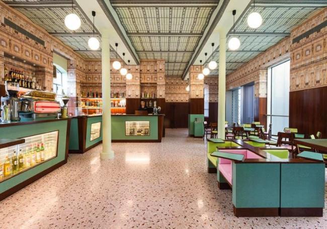 Bar Luce Fondazione Prada Milano (La recensione di