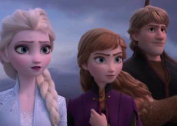 Nuovo trailer italiano Frozen 2
