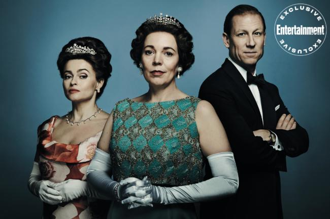 the crown stagione 3 teaser trailer