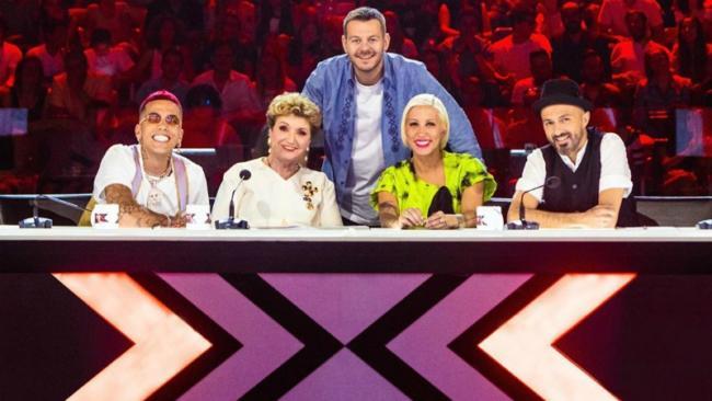 Nuova giuria di X Factor 13