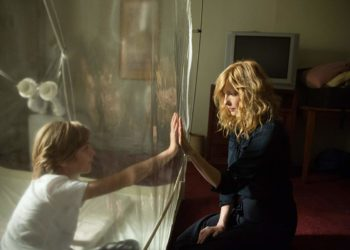 Kelly Reilly e Charlie Shotwell in Eli