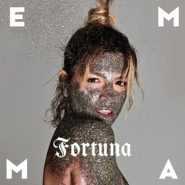 Copertina album Fortuna Emma Marrone