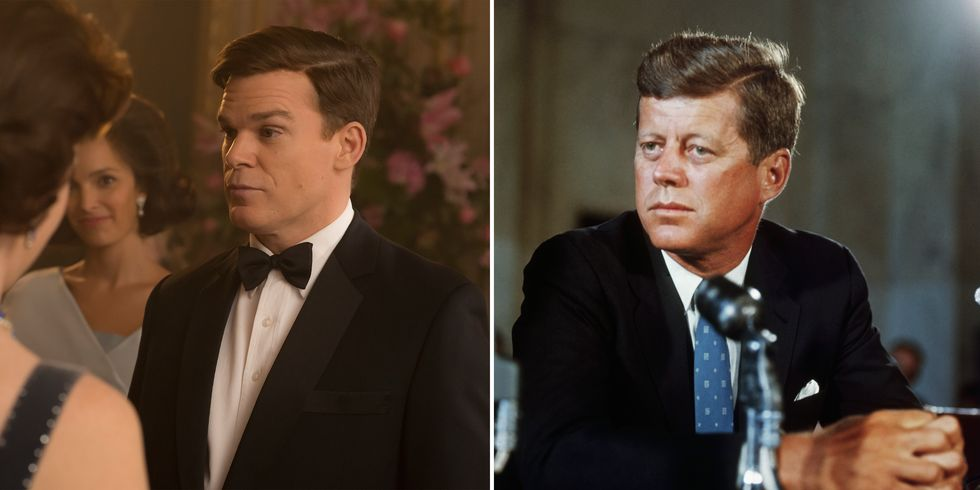 john kennedy the crown