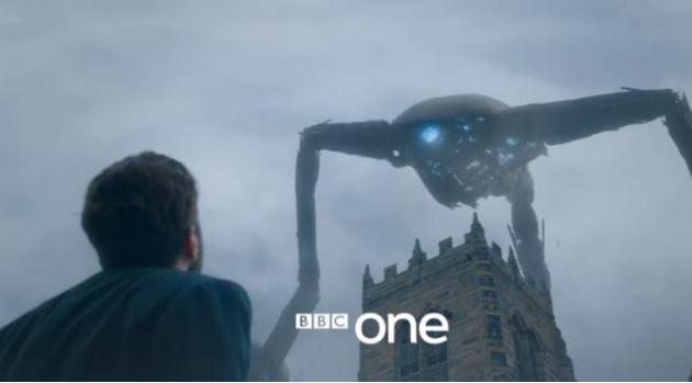 la guerra dei mondi mini-serie bbc trailer