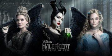 Maleficent: Signora Del Male Poster