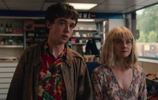 The End of F***ing World 2 trailer data trama