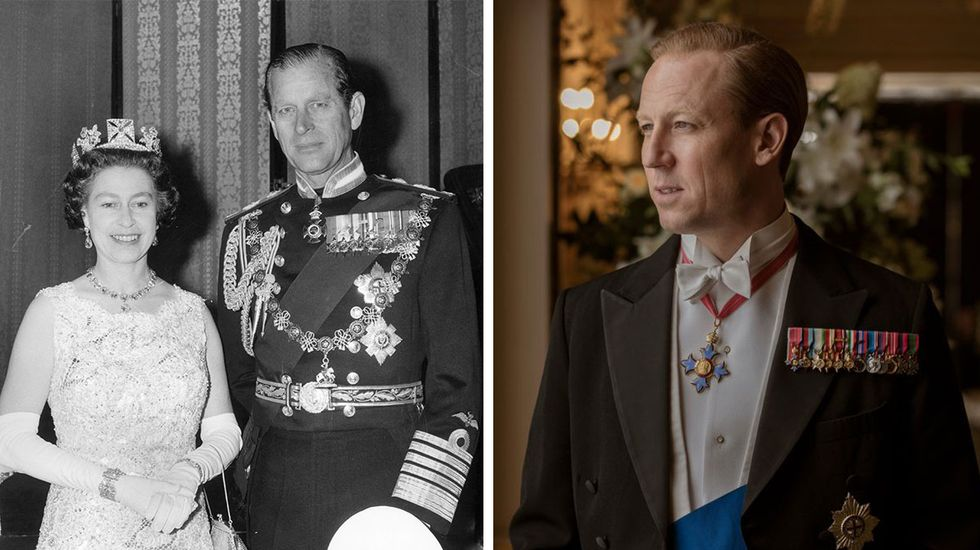 Tobias Menzies the crown stagione tre