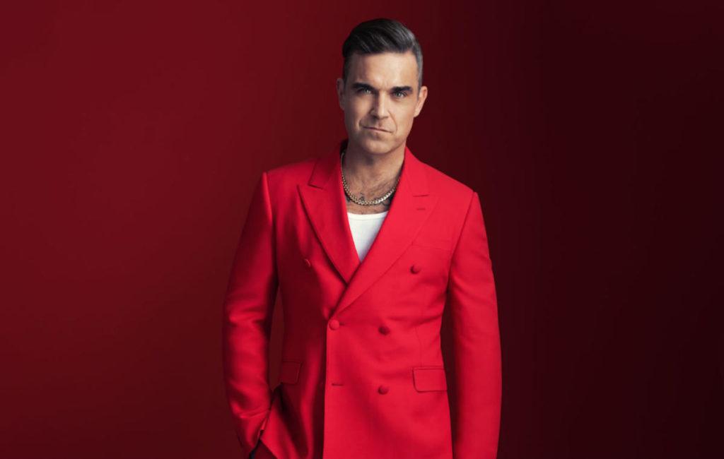 Robbie Williams ft. Tyson Fury: Bad Sharon