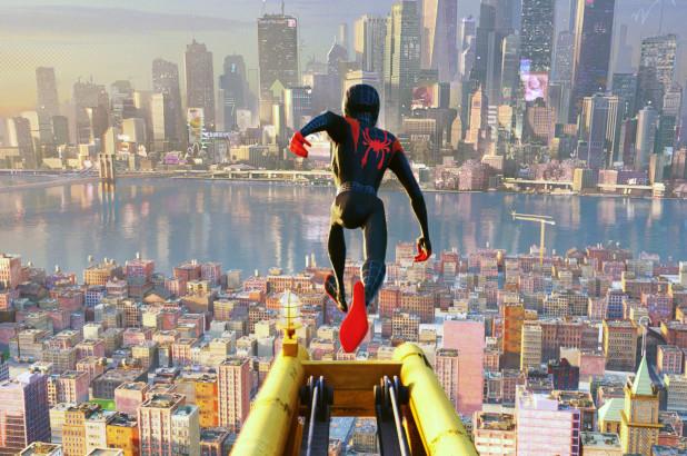 spiderman into the spider-verse data uscita sequel