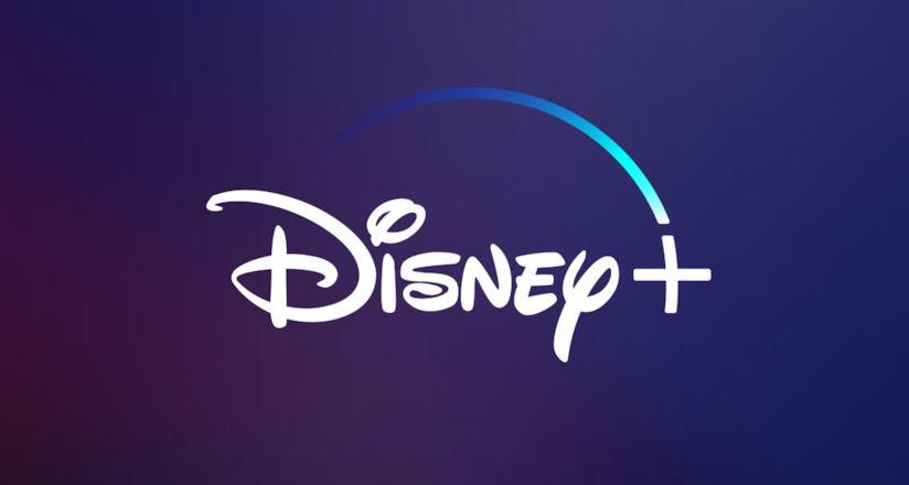 Disney + logo