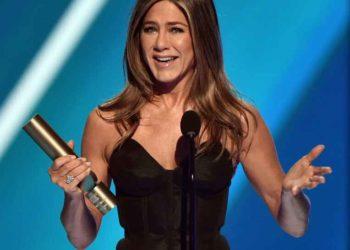 Jennifer Aniston premiata ai People's Choice Awards 2019