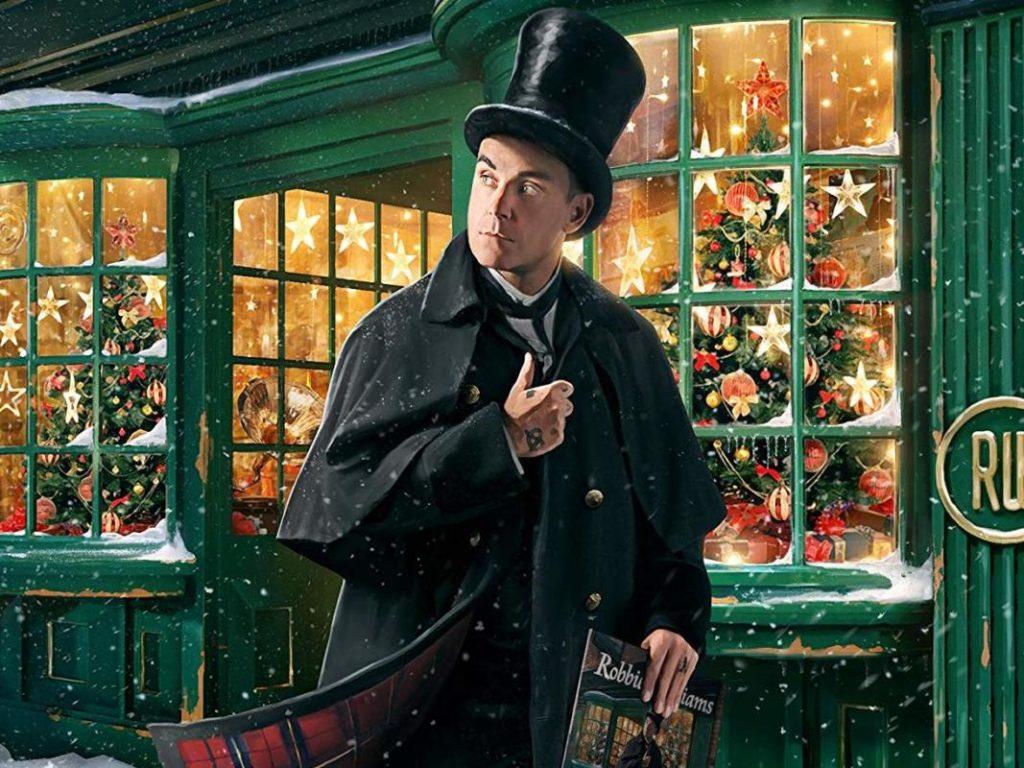 La copertina dell'album The Christmas Present