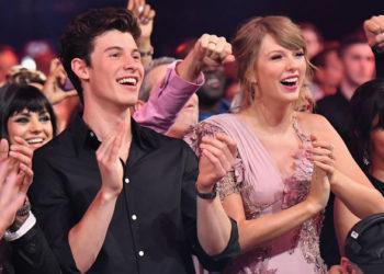 Taylor Swift rilascia il remix di Lover con Shawn Mendes