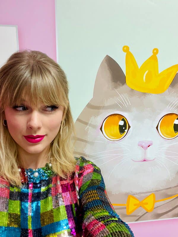 Taylor Swift Beautiful Ghost - immagine per Cats