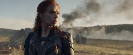 scarlett johansson teaser trailer black widow