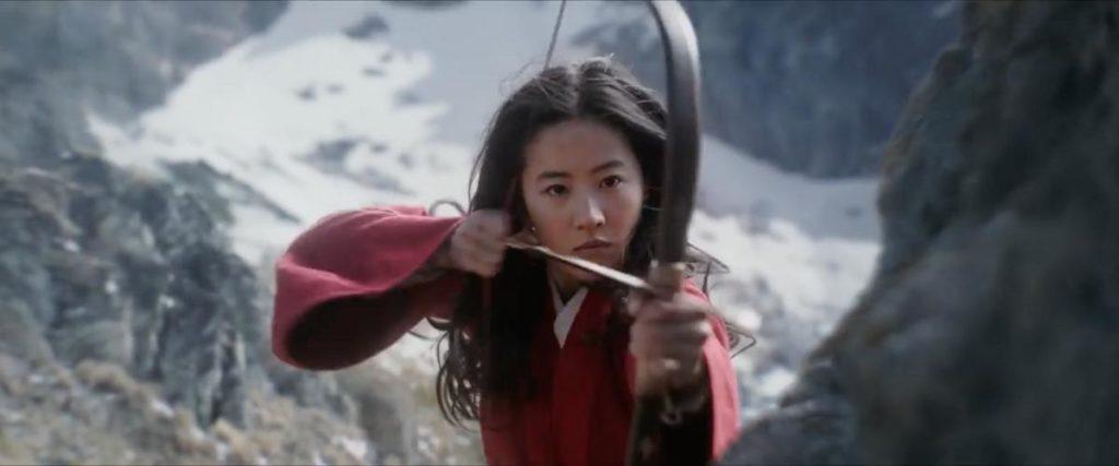 Mulan 2020 live action disney