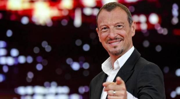 Amadeus direttore artistico Sanremo 2020