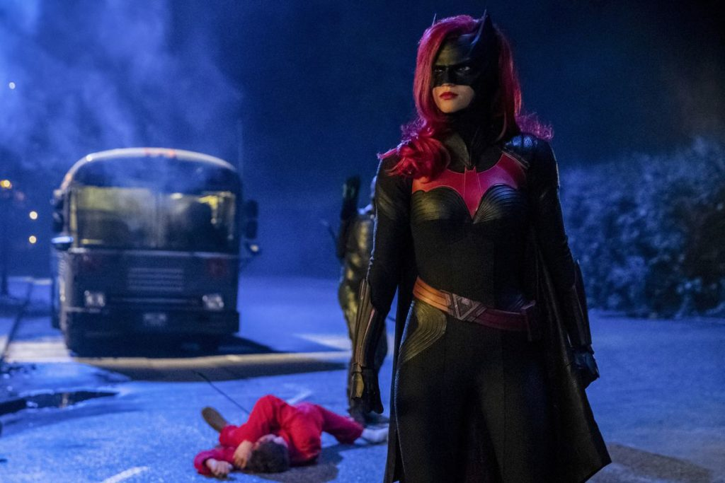 Batwoman (Ruby Rose) nell'omonima serie tv