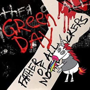 Green Day - Father Of All - album 2020