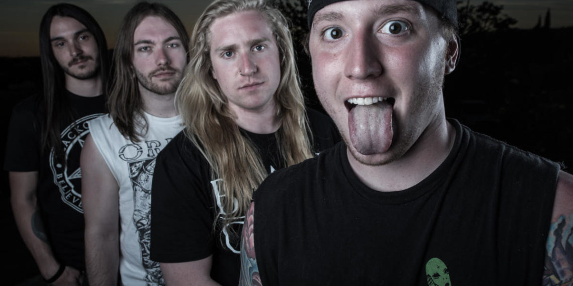 La band metal Rings Of Saturn
