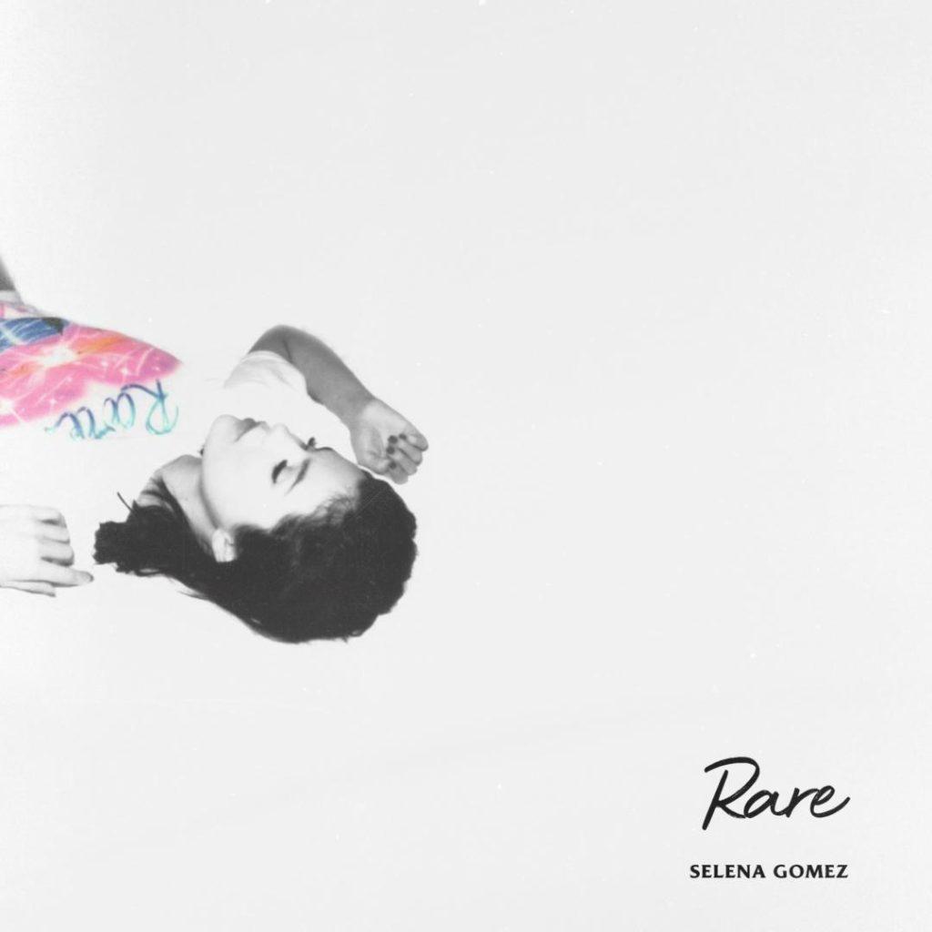 Copertina album Rare di Selena Gomez